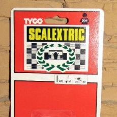 Scalextric: SCALEXTRIC TYCO - BLISTER KIT DE PUESTA A PUNTO - 8680.09 - NUEVO A ESTRENAR. Lote 274167788