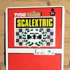 Scalextric: SCALEXTRIC TYCO - BLISTER KIT DE PUESTA A PUNTO - 8680.09 - NUEVO A ESTRENAR. Lote 274167808