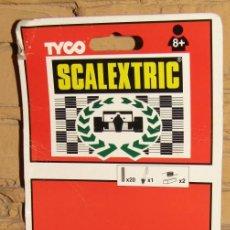 Scalextric: SCALEXTRIC TYCO - BLISTER KIT DE PUESTA A PUNTO - 8680.09 - NUEVO A ESTRENAR. Lote 274167838