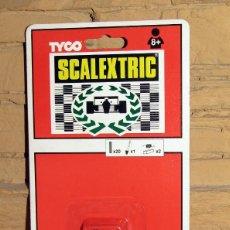 Scalextric: SCALEXTRIC TYCO - BLISTER KIT DE PUESTA A PUNTO - 8680.09 - NUEVO A ESTRENAR. Lote 274167868