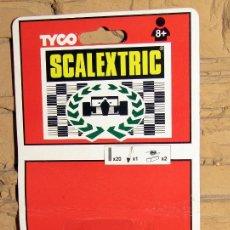 Scalextric: SCALEXTRIC TYCO - BLISTER KIT DE PUESTA A PUNTO - 8680.09 - NUEVO A ESTRENAR. Lote 274167878