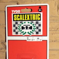 Scalextric: SCALEXTRIC TYCO - BLISTER KIT DE PUESTA A PUNTO - 8680.09 - NUEVO A ESTRENAR. Lote 274167898