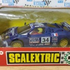 Scalextric: BUGATTI EB 110 SCALEXTRIC TYCO. Lote 277196308