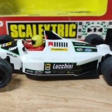 Scalextric: MINARDI F1 LUCCHINI NUEVO SCALEXTRIC TYCO. Lote 280109633