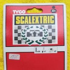 Scalextric: 1 KIT DE PUESTA A PUNTO - SCALEXTRIC TYCO RF. 8680.09 - EN SU BLISTER ORIGINAL SIN ESTRENAR - PJRB. Lote 280723093