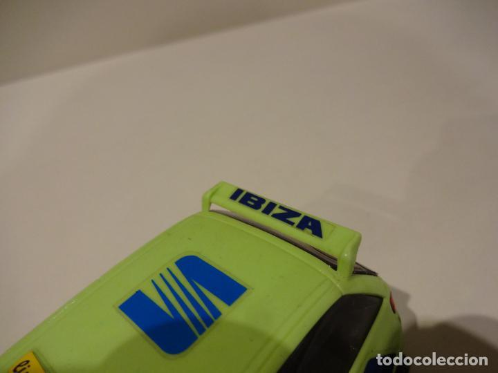 Scalextric: Scalextric. Seat Ibiza kit car. Chus Puras. - Foto 3 - 286351143
