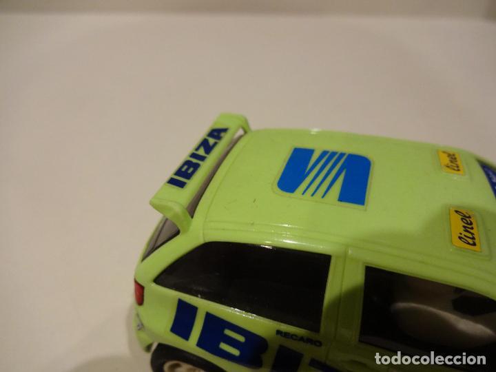 Scalextric: Scalextric. Seat Ibiza kit car. Chus Puras. - Foto 4 - 286351143
