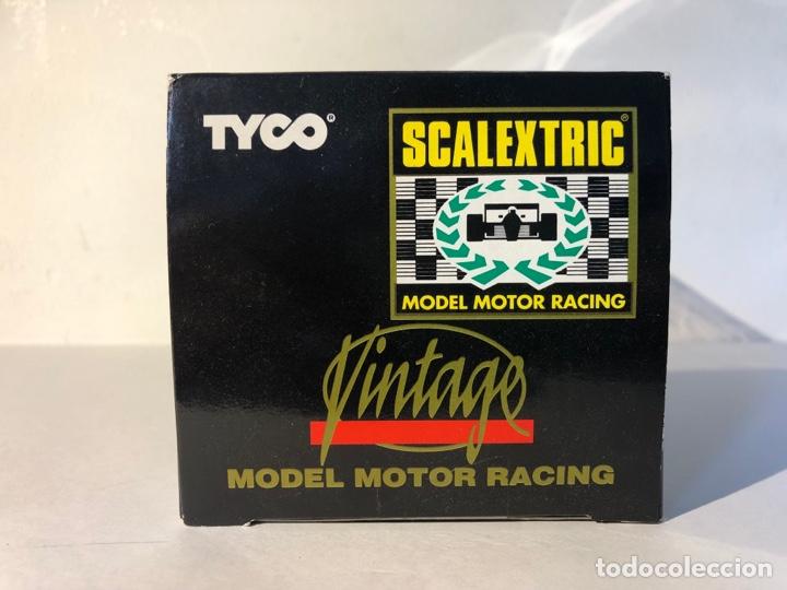 Scalextric: Jaguar-E vintage verde n4 ref.8371 scalextric scx tyco - Foto 3 - 286612258
