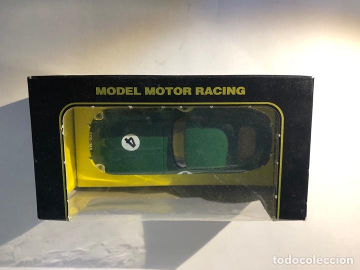 Scalextric: Jaguar-E vintage verde n4 ref.8371 scalextric scx tyco - Foto 6 - 286612258