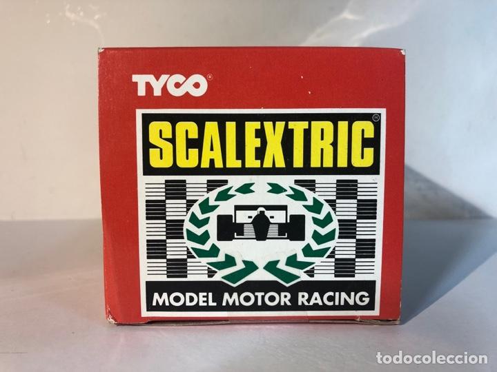Scalextric: Minardi F1 blanco scalextric tyco scx n23 no.8399.09 - Foto 3 - 287716128