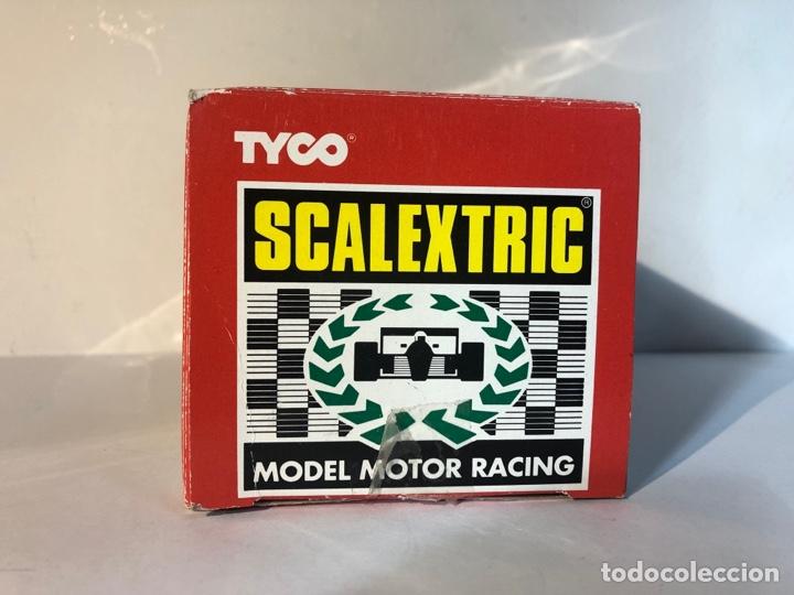 Scalextric: Minardi F1 blanco scalextric tyco scx n23 no.8399.09 - Foto 4 - 287716128