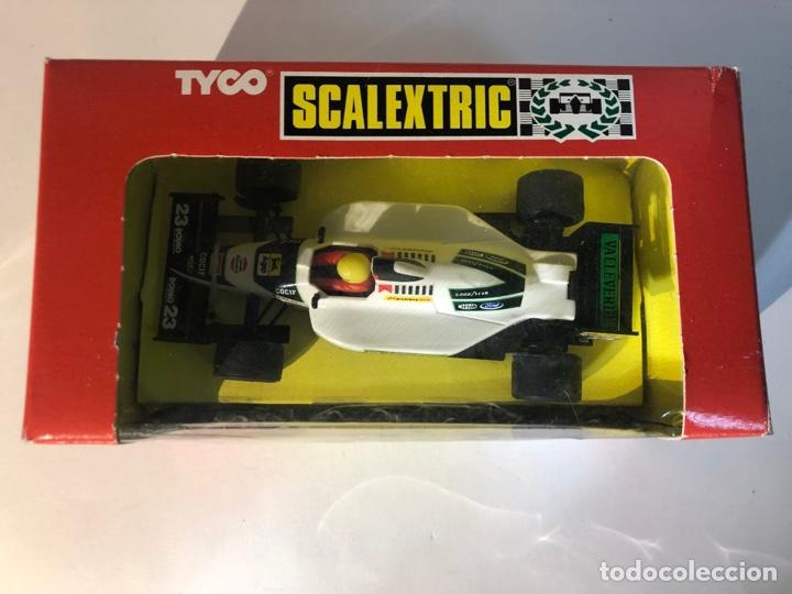 Scalextric: Minardi F1 blanco scalextric tyco scx n23 no.8399.09 - Foto 5 - 287716128