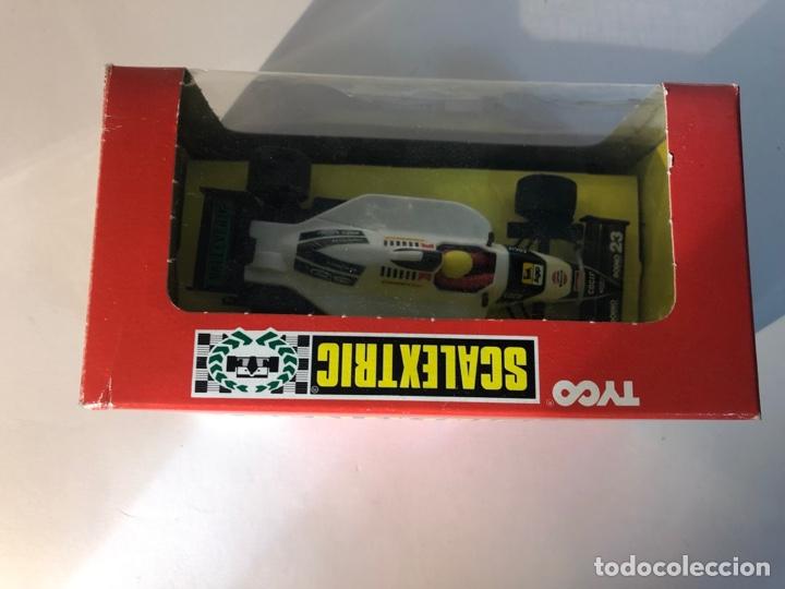 Scalextric: Minardi F1 blanco scalextric tyco scx n23 no.8399.09 - Foto 6 - 287716128