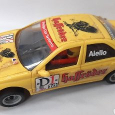 Scalextric: RENAULT 406 HASSRODER SCALEXTRIC TYCO 1:32. Lote 289228443