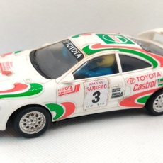 Scalextric: SCALEXTRIC TOYOTA CELICA SCX MADE IN SPAIN. Lote 293507588