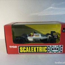 Scalextric: MINARDI F1 BLANCO N23 SCALEXTRIC TYCO SCX NO.8399.09. Lote 293805818