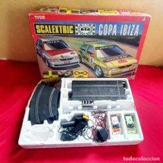 Scalextric: SCALEXTRIC COPA IBIZA CON 2 COCHE SEAT IBIZA KIT-CAR. Lote 295476108