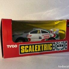 Scalextric: TOYOTA CELICA GT CASTROL BLANCO SCALEXTRIC TYCO SCX. Lote 295789903