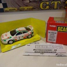 Scalextric: SCALEXTRIC. TOYOTA CELICA GT CASTROL. REF. 8382. Lote 295903363