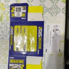 Scalextric: CAJA ORIGINAL JAGUAR XJR 14 DE SCALEXTRIC TYCO. Lote 296708773
