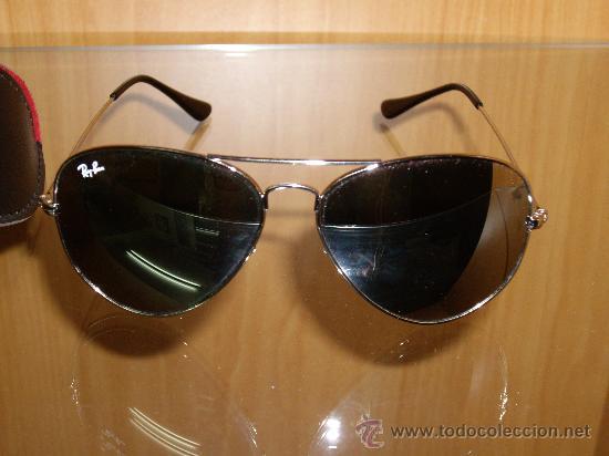 ray ban aviador espejo gafa