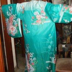 Segunda Mano: AUTENTICO KIMONO JAPONES. Lote 26674996