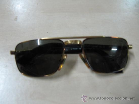 8ecd7db43a 2 fotos GAFAS DE SOL POLICE VINTAGE ANTIGUAS (Segunda Mano - Ropa y  Complementos) ...