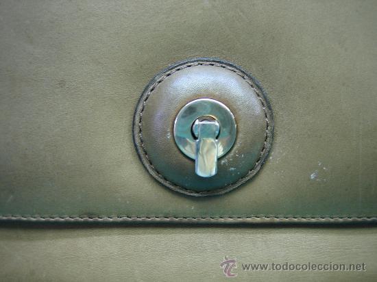 Segunda Mano: Bolso de señora en piel años 50/60 marca LOEWE 1846 - Foto 4 - 29846702