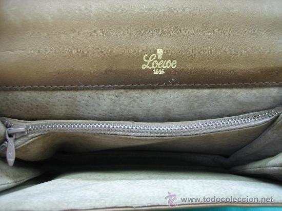 Segunda Mano: Bolso de señora en piel años 50/60 marca LOEWE 1846 - Foto 2 - 29846702