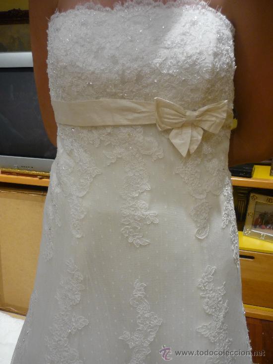 vestido novia pronovias - comprar ropa y complementos de segunda