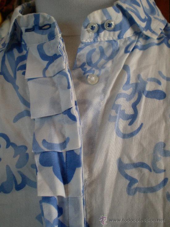 Segunda Mano: Camisa blusa Massimo Dutti talla 42 - Foto 2 - 35196882