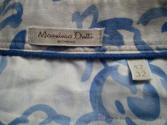 Segunda Mano: Camisa blusa Massimo Dutti talla 42 - Foto 4 - 35196882