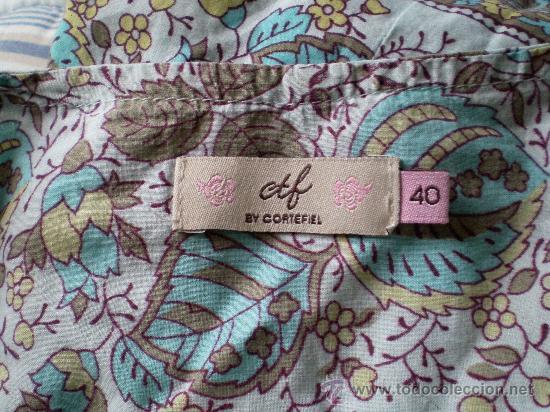 Segunda Mano: Camisa blusa Cortefiel talla 40 - Foto 4 - 35314242