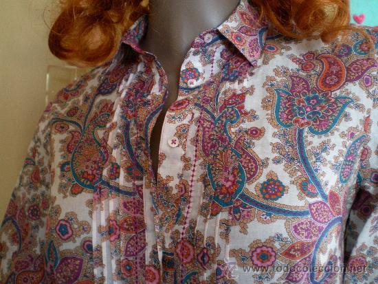 Segunda Mano: Preciosa Camisa Blusa de mujer Massimo Dutti talla 36 - Foto 2 - 37868374