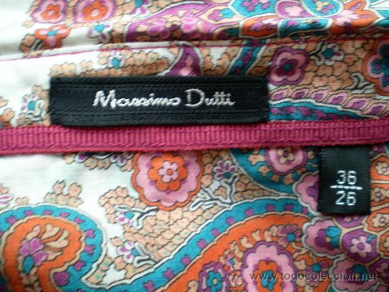 Segunda Mano: Preciosa Camisa Blusa de mujer Massimo Dutti talla 36 - Foto 4 - 37868374