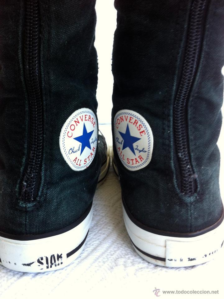 botas converse altas