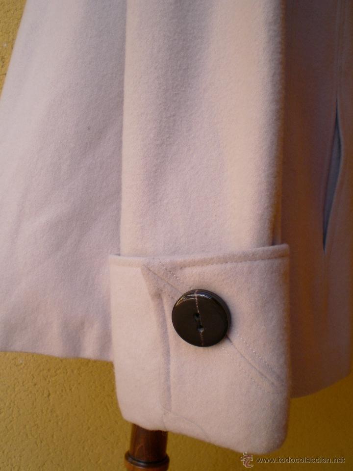 Segunda Mano: Abrigo Chaqueta Zara talla M mediana. - Foto 4 - 39969002