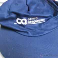 Segunda Mano: GORRA CENTRO ASEGURADOR GORRA-4. Lote 40047714