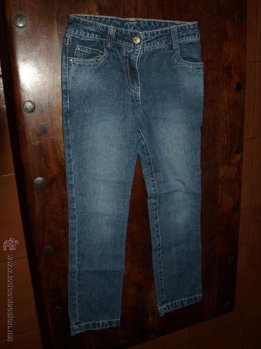 Pantalon Vaquero De Nina Talla 8 9 Anos Usado Comprar Ropa Y Complementos De Segunda Mano En Todocoleccion 41375346