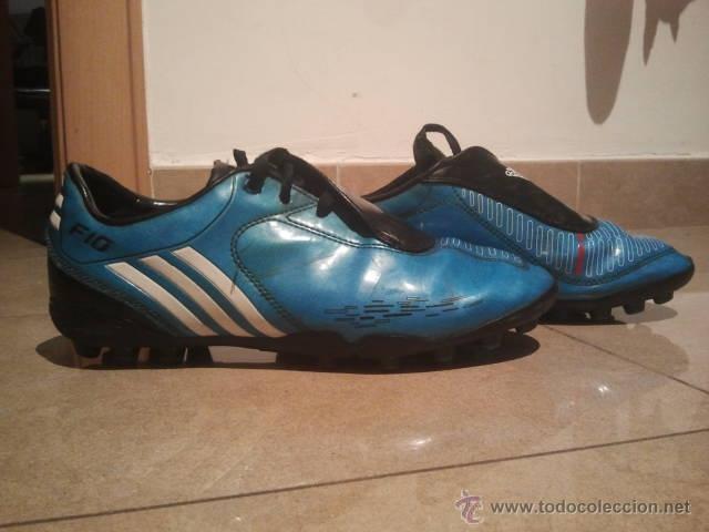 Adidas F10 Azules