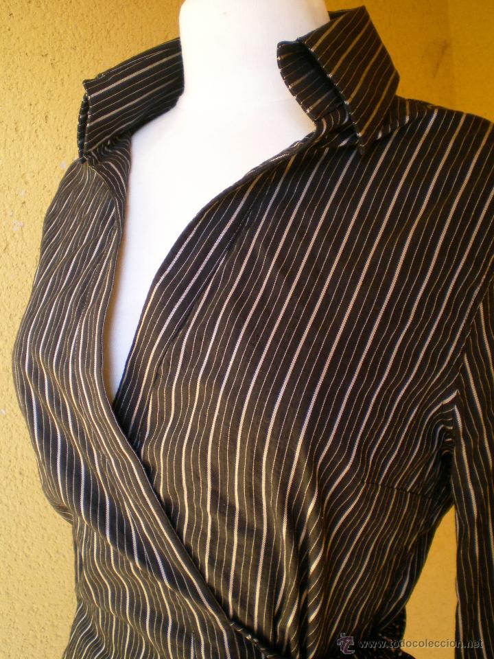 Segunda Mano: Camisa blusa mujer Massimo Dutti talla 46 - Foto 2 - 43040855
