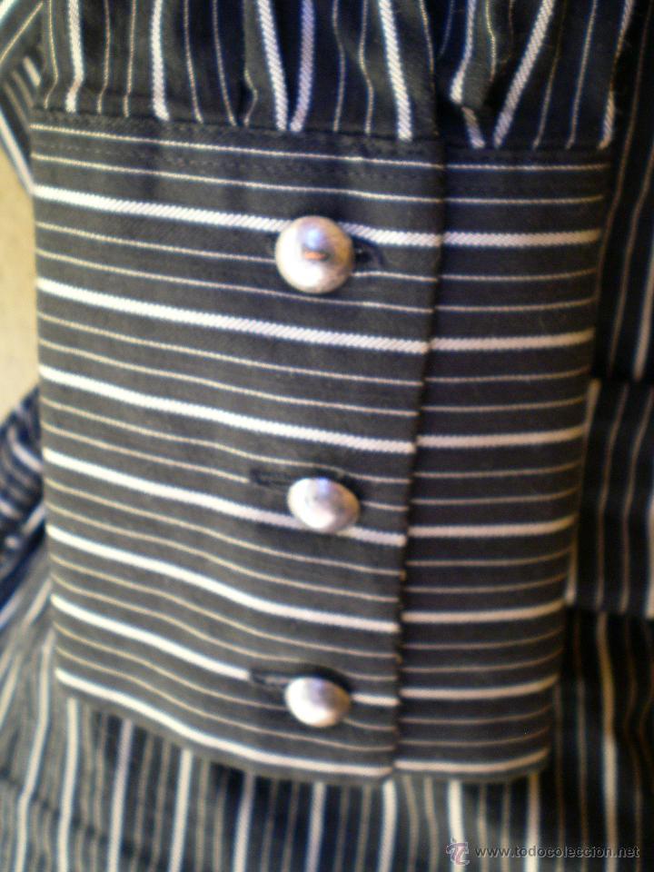 Segunda Mano: Camisa blusa mujer Massimo Dutti talla 46 - Foto 3 - 43040855