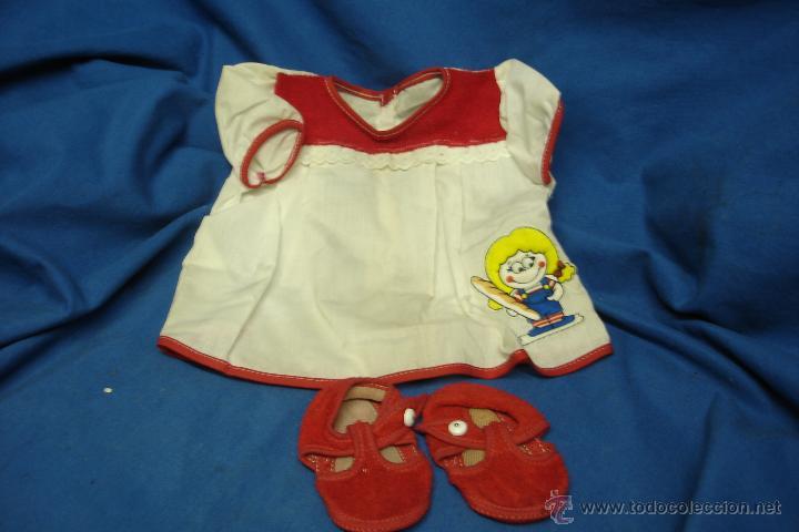 ropa de bebe de los anos 70