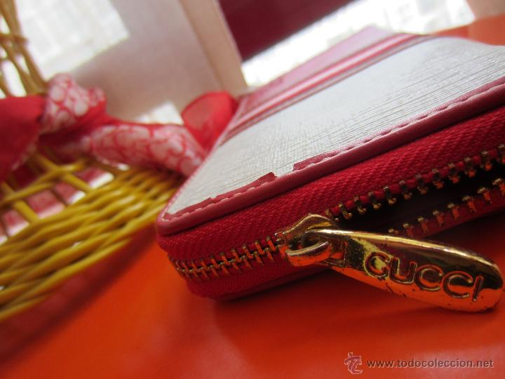 Segunda Mano: Cartera a estrenar de Gucci con pañuelo a juego made in Italy - Foto 4 - 44109809