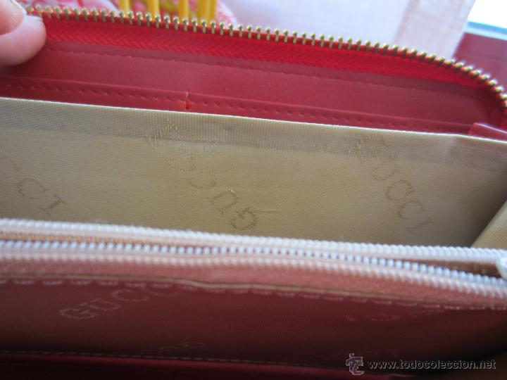 Segunda Mano: Cartera a estrenar de Gucci con pañuelo a juego made in Italy - Foto 5 - 44109809