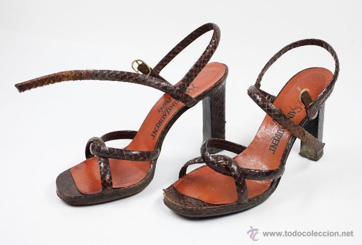 Vendido En Pareja 37 Venta De Yves Zapatos Saint LaurentNumero ymw0vNnO8