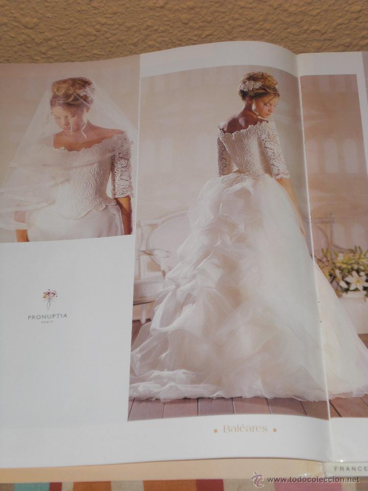 vestido de novia talla 40 de pronuptia paris añ - comprar ropa y