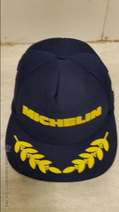 1ceaf5f885af3 michelin gorra vintage - Buy Second Hand Clothing and Accessories at ...