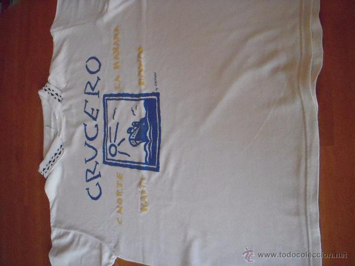 Segunda Mano: camiseta algodon. talla M - Foto 2 - 49607062