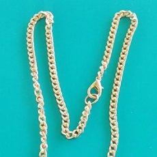 Zweite Hand - bonito colgante/ medallon imitacion epoca - resina esmaltada con brillantes y cadena metal - años 80 - 50465366